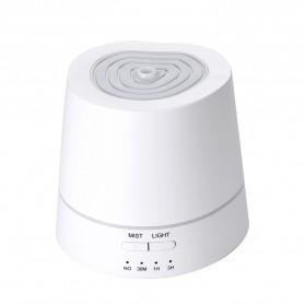 Taffware Modern Air Humidifier Aroma Therapy Diffuser 150ml - HUMI H111 - White - 2