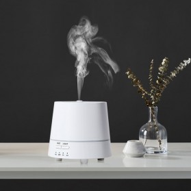 Taffware Modern Air Humidifier Aroma Therapy Diffuser 150ml - HUMI H111 - White - 5