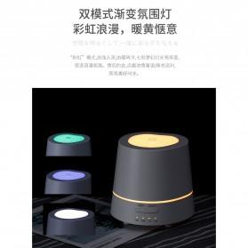 Taffware Modern Air Humidifier Aroma Therapy Diffuser 150ml - HUMI H111 - White - 7