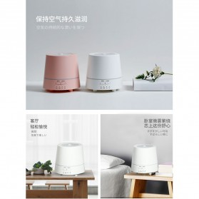 Taffware Modern Air Humidifier Aroma Therapy Diffuser 150ml - HUMI H111 - White - 8