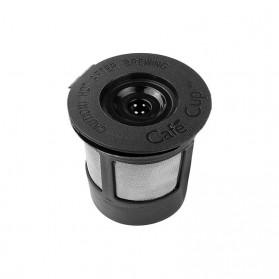 Penyaring Kopi Reusable Coffee Filter Keurig K Cup 3 PCS with Spoon - A0481 - Black - 4