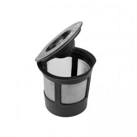 Penyaring Kopi Reusable Coffee Filter Keurig K Cup 3 PCS with Spoon - A0481 - Black - 7