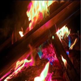 Bubuk Api Warna Warni Sulap Magic Trick Fire Colorful Flame Powder 15g - YY064 - 2
