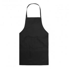 Celemek Apron Dapur Oil Proof - MR-AP001 - Black