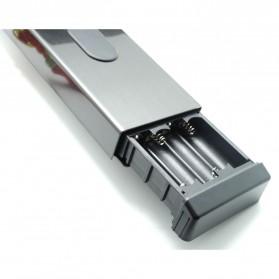 Gagang Pintu Elektrik Intelligent Biometric Fingerprint Door Lock - R-FZ3 - Black - 5