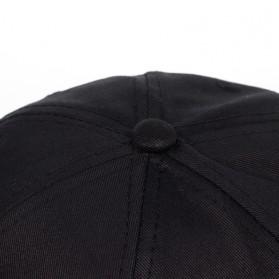 Astroworld Topi Baseball Cap Emboss - Black - 4