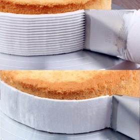 KYBAKINGTOOLS Kepala Nozzle Cetakan Cream Kue Decorating Pastry Tip - L200 - Silver