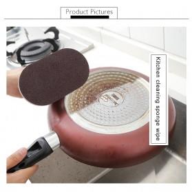 Strongwell Brush Pembersih Karat Besi Nano Melamine Magic Sponge - SW9010402 - Black - 11