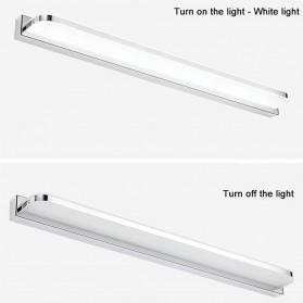 S-PAUL Lampu LED Cermin Kamar Mandi Makeup Modern Bathroom Light - N8830 - White - 4