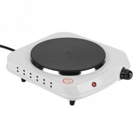 Haofy Kompor Listrik Mini Hot Plate Electric Cooking 1500W - DLD-103 - White - 2