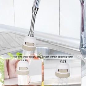 Alloet Filter Keran Air Flexible Neck - QP-0002 - 4