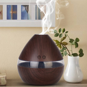 Taffware Aromatherapy Air Humidifier Wood 300ml - Humi H218 - Wooden - 8