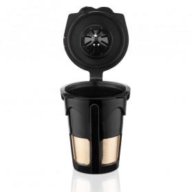 Belr K-Cup 2.0 Reusable Capsule Filter 3 PCS for Keurig Coffee Machine - HL24 - Black - 7
