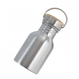 Mtuove Botol Minum Insulated Thermos Stainless Steel 500ml - YM006 - Silver - 5