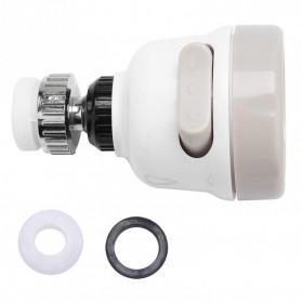 VGEBY Filter Keran Air 3 Modes Filter Faucet 360 - VGB-001 - White - 4