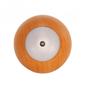 Taffware Air Humidifier Ultrasonic Aromatherapy Oil Diffuser 130ml - K-H120B - Dark Brown - 4