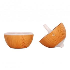 Taffware Air Humidifier Ultrasonic Aromatherapy Oil Diffuser 130ml - K-H120B - Dark Brown - 5