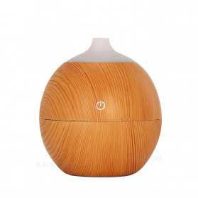 Taffware Air Humidifier Ultrasonic Aromatherapy Oil Diffuser 130ml - K-H120B - Wooden
