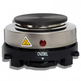 Cnzidel Pemanas Kopi Susu Air Minuman Mini Heater Stove Pot 500W - CK500 - Black