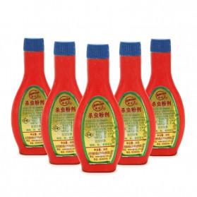 LONGHUA Bubuk Racun Pembasmi Serangga Powder Insektisida 25gr - IP25 - Red - 3