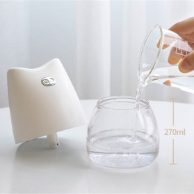 XProject Air Humidifier Aromatherapy Oil Diffuser Cute Design 270ml - H380 - Blue - 5