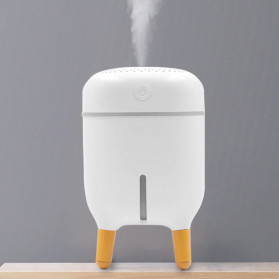 XProject Air Humidifier Aromatherapy Oil Diffuser Cute Design 240ml - H433 - White