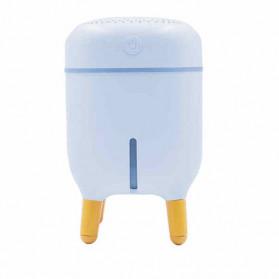 XProject Air Humidifier Essential Oil Diffuser Cute Design 240ml - H433 - White - 2