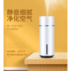 XProject Air Humidifier Essential Oil Diffuser 240ml - HMT-DZ01 - White - 5