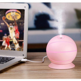 XProject Air Humidifier Essential Oil Diffuser LED Ball Design 240ml - H440 - White - 7