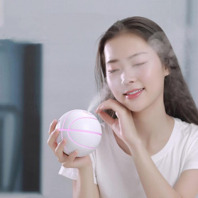 XProject Air Humidifier Essential Oil Diffuser LED Ball Design 240ml - H440 - White - 8