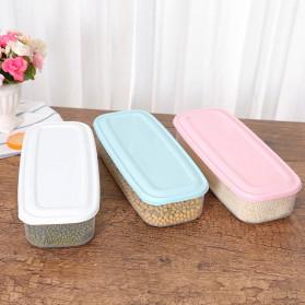Strongwell Kotak Kontainer Makanan Kulkas Kitchen Storage Food Box - SW804 - White - 3