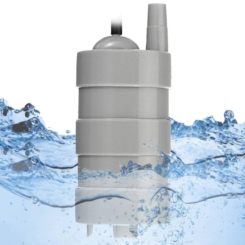 SOULMATE Pompa Air Aquarium Ikan Submersible Water Pump ...