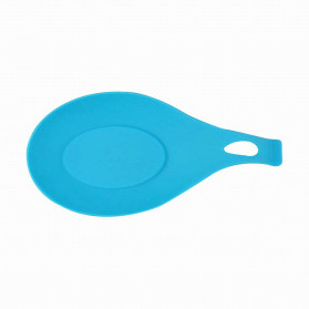 ECO Alas Tatakan Serbaguna Silicone Heat Resistant - PP12 - Blue