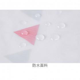 CHENAN Cover Mesin Cuci - CN537 - Transparent - 8