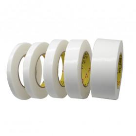 YC Perekat Double Tape Acrylic Adhesive Foam Sponge 20mm x 5m - J4703 - White - 4