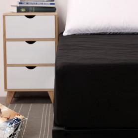 ZGZIZAO Sprei Selimut Kasur Bed Sheet Cover Waterproof 120x200x30CM - SLJF201 - Blue - 2