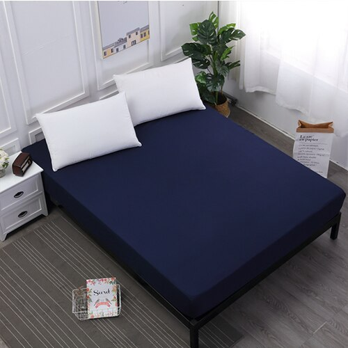 ZGZIZAO Sprei Selimut Kasur Bed Sheet Cover Waterproof ...