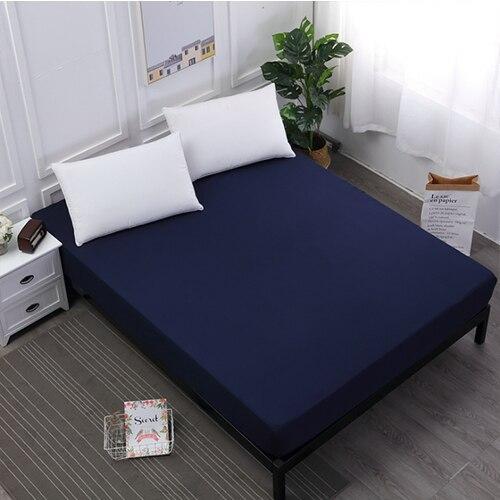 ZGZIZAO Sprei Selimut Kasur Bed Sheet Cover Waterproof ...