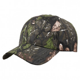 Topi Baseball Cap Camouflage Army Hat - S20R - Camouflage