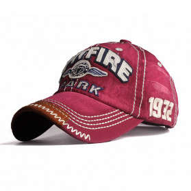 Xthree Topi Baseball Snapback Spitfire Spark Sign - Black - 5