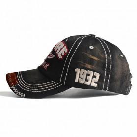 Xthree Topi Baseball Snapback Spitfire Spark Sign - Black - 6