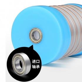 WZOG Rubber Dust Cover Bor Listrik Karet Pelindung Anti Debu 160mm - X201803 - Blue - 4