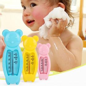 Aracelady Thermometer Ukur Suhu Air Bak Mandi Bayi Model Kartun - T99 - Mix Color
