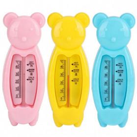 Aracelady Thermometer Ukur Suhu Air Bak Mandi Bayi Model Kartun - T99 - Mix Color - 2
