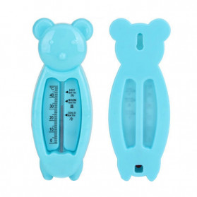Aracelady Thermometer Ukur Suhu Air Bak Mandi Bayi Model Kartun - T99 - Mix Color - 4