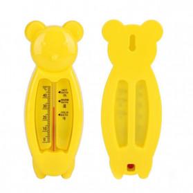 Aracelady Thermometer Ukur Suhu Air Bak Mandi Bayi Model Kartun - T99 - Mix Color - 8