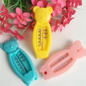 Aracelady Thermometer Ukur Suhu Air Bak Mandi Bayi Model Kartun - T99 - Mix Color - 9
