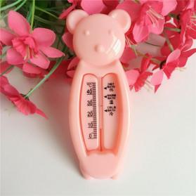 Aracelady Thermometer Ukur Suhu Air Bak Mandi Bayi Model Kartun - T99 - Mix Color - 10