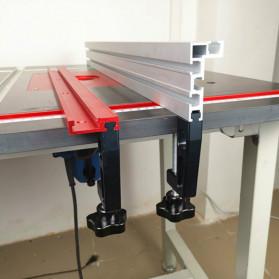 FNICEL T-tracks Slot Miter Slider Bar Woodworking Tools 400mm - 45TSLOT - 3