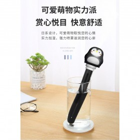 ELUCKY Ultrasonic Air Humidifier Aromatherapy Portable Stick - HMH-086 - Black - 7